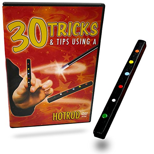 30 Tricks & Tips with a Hotrod - Includes a Magic Hotrod