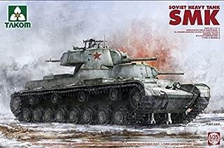 TAK02112 1:35 Takom Soviet Heavy Tank SMK [MODEL BUILDING KIT]