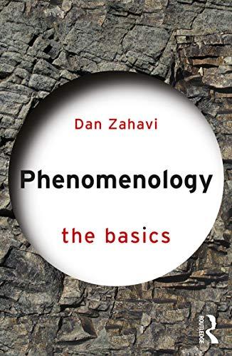Phenomenology: The Basics (English Edition)