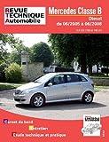E.T.A.I - Revue Technique Automobile B720.5 - MERCEDES CLASSE B - 2005 à 2008