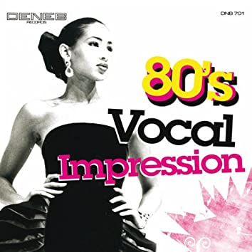 80's Vocal Impression