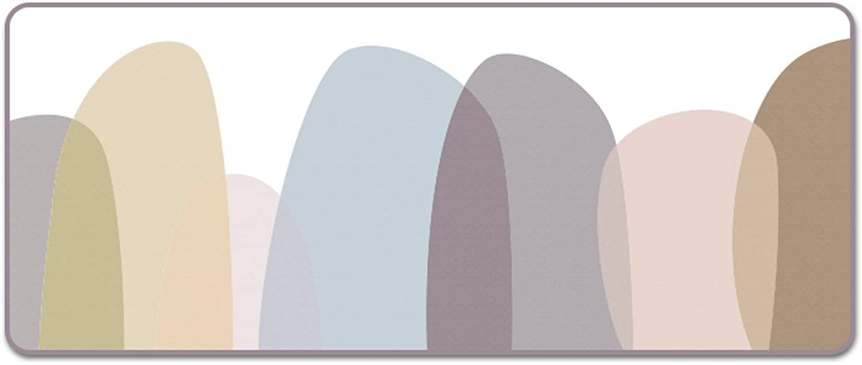 LRW Bedroom Mat Bedside Carpet Mat Anti Slip Mat Entrance Mat (Size   50  120cm)