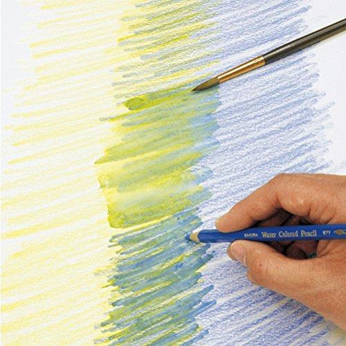 サクラクレパス『水彩色鉛筆24色』