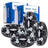 ECCPP 4pcs 15mm 5 lug 5x114.3mm Wheel spacers hubcentric 5x4.5 to 5x4.5 12x1.5 64.1mm fit for Honda CR-Z for Honda HR-V for Honda Odyssey for Honda Pilot