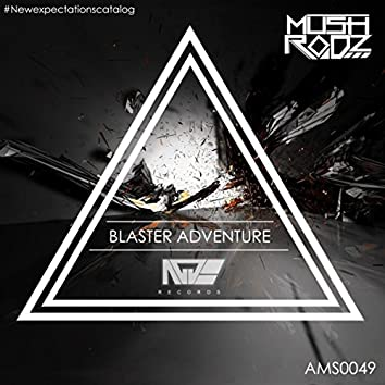 Blaster Adventure
