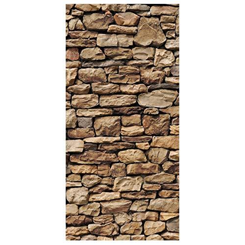 Panel japones American Stonewall 250x120cm | Paneles japoneses separadores de ambientes Cortina Paneles japoneses Cortina Cortinas | Tamaño: 250 x 120cm Incl. Soporte Transparente