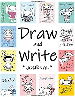 Draw and Write Journal (Journals for Girls)