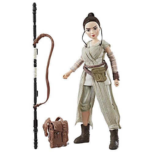 Star Wars Forces of Destiny - Rey of Jakku Adventure Figure