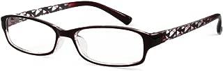 EyeBuyExpress Shield Brown Reading Glasses