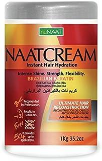 Nunaat Naat Hair Cream Brazilian Keratin 1 kg