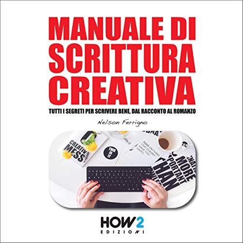Manuale di scrittura creativa copertina