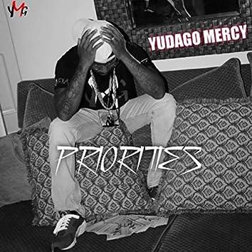 PRIORITIES (FREESTYLE) (Radio Edit)