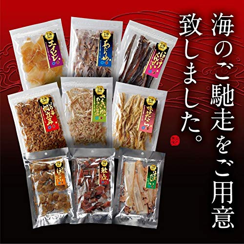 丸市岡田商店『海の幸あれエイヒレ』