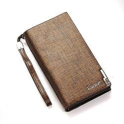 Lorna Imported Women/Girls Designer Long Zipper Wallet