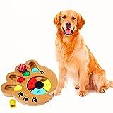 GFEU Pet Intelligence Juguete Ecológico Juguete interactivo Diversión Buscar y...