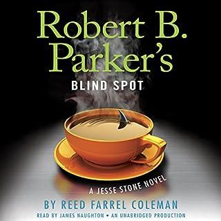 Robert B. Parker's Blind Spot audiobook cover art