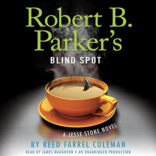 Robert B. Parker's Blind Spot audiobook cover art