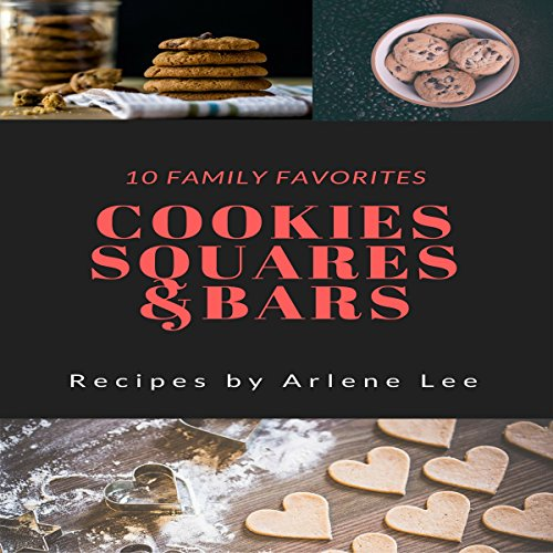 Cookies - Squares - Bars  By  cover art