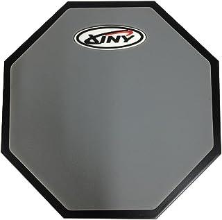 XINY シンユ ドラム トレーニングパッド 練習パッド 6インチ グレー (スタンド別売) DTP06-GY