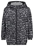 Noppies B Hooded Jacket Patterson AOP, Blouson Garçon, Multicolore (Phantom P008)