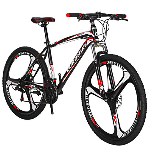 JMC Mountain Bike X1 27.5inch MTB Dual Disc Brake Bicycle (RDE-K)
