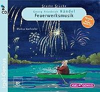 HÄNDEL,GEORG FRIEDRICH - HÄNDEL: Feuerwerksmusik (2 CD)