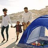 Zoom IMG-1 relaxdays tenda da campeggio pop