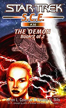 Star Trek: The Demon Book 2 (Star Trek: Starfleet Corps of Engineers 36) by [Loren Coleman, Randall N. Bills]