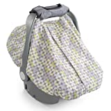 Summer Infant 2-in-1 Carry & Cover Infant Car Seat Cover,...