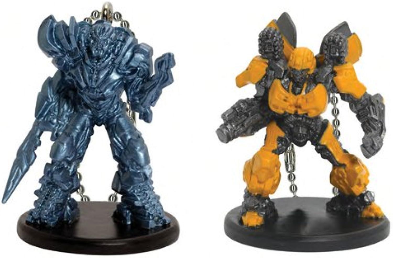 TransformersRevenge of The Fallen 2 Mini Keyring - Bumblebee and Megatron by Hasbro