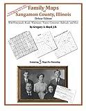 Family Maps of Sangamon County, Illinois