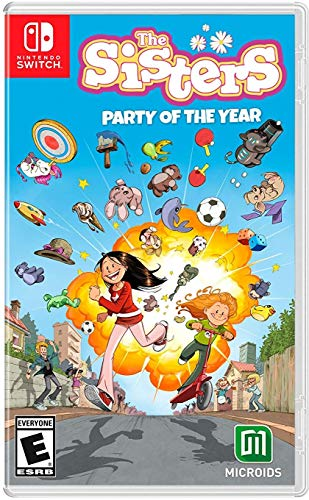 The Sisters: Party of The Year (NSW) - Nintendo Switch
