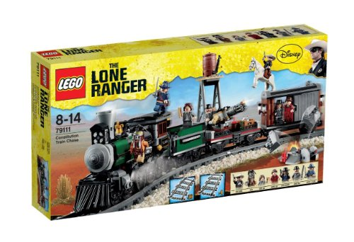 Lego 79111 - Disney Lone Rangers 6, juego de construcción