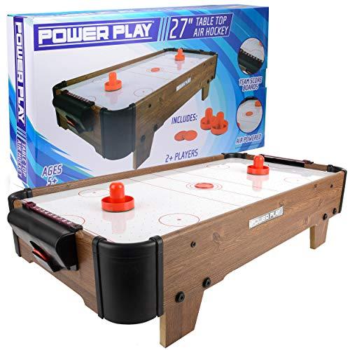 Unbekannt Power Play TY5895DB Air-Hockey-Spiel für den Tisch