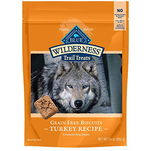Blue Buffalo Wilderness Trail Treats Grain-Free Biscuits