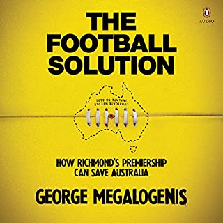 The Football Solution cover art