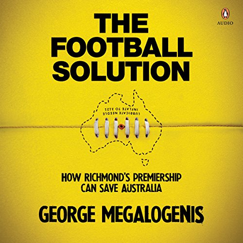 The Football Solution audiobook cover art