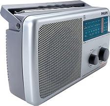 PHILIPS PORTABLE RADIO MW/FM/SW/TV DC SOCKET