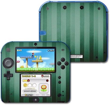 MightySkins Skin Compatible with Nintendo 5 ☆ popular wrap Skins Sticker Over item handling ☆ 2DS