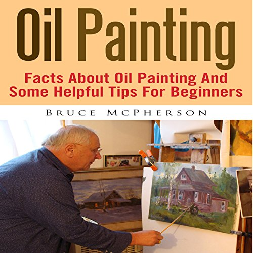 Oil Painting audiobook cover art
