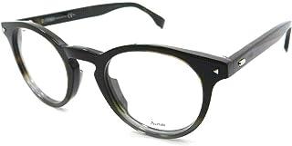 FENDI - FF 0219 21B 47 Gafas de sol, Gris (Shdhvna Grey), Hombre