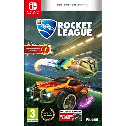 Rocket League - Collector's Edition (Nintendo Switch)
