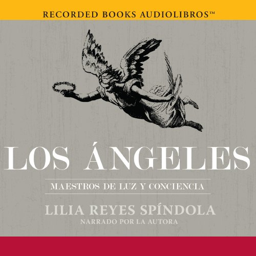 Los Ángeles [The Angels] audiobook cover art