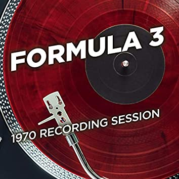 1970 Recording Session