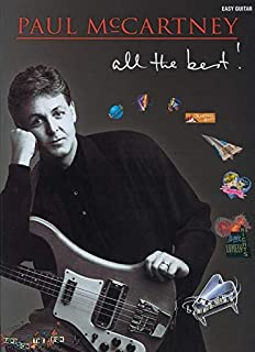 All the Best - Easy Guitar