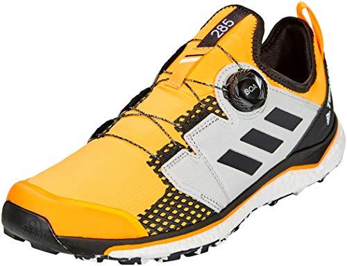 adidas Terrex Agravic Boa, Zapatillas de Running Hombre, Dorsol/NEGBÁS/FTWBLA, 46 2/3 EU