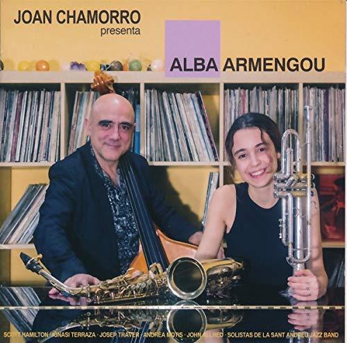 Joan Chamorro Presenta Alba Armengou