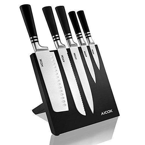 Aicok cuchillos, set de cuchillos de...