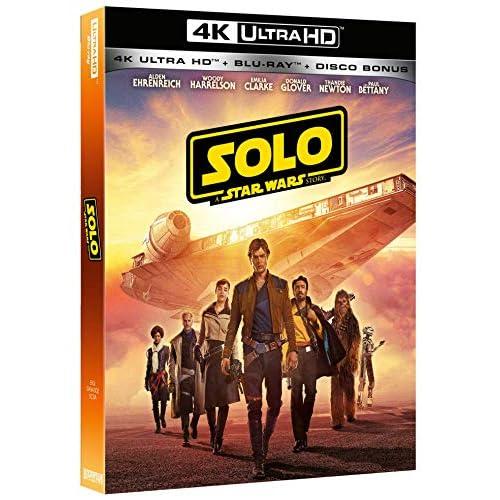 Solo a Star Wars Story 4K ( Blu Ray)