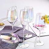 Copa de vino AMK Copas de cóctel copas de champán sin tallo